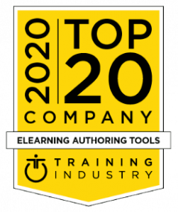 Area9 Lyceum Named to 2020 Training Industry Top 20 eLearning Authoring Companies List